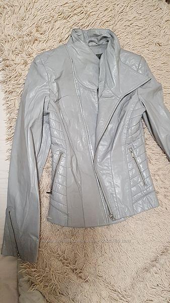 Кожаная куртка косуха ХS Распродажа