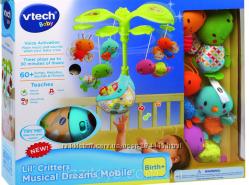 Мобиль Vtech насекомые из США