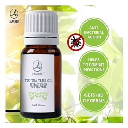 Масло австралийского чайного дерева, эфирное. Для лечения и профилактики.