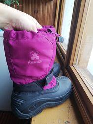 Kamik идеальное решение для наших зим