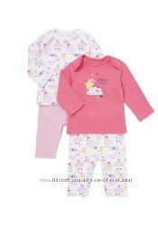 Пижама для девочки набор из 2х комплектов