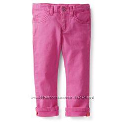 Яркие джинсы Carters 3t