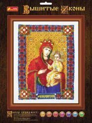 Набор для вышивки бисером Вышитые иконы Избавительница Ранок-креатив