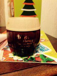 Спящая маска с красным вином Holika Holika Wine Therapy Sleeping Mask Pac