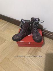 Крутые итальянские ботиночки Rondinello из телячьей кожи
