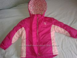 Продам курточку Faded glory курточка 3 в 1. Размер на 4г.