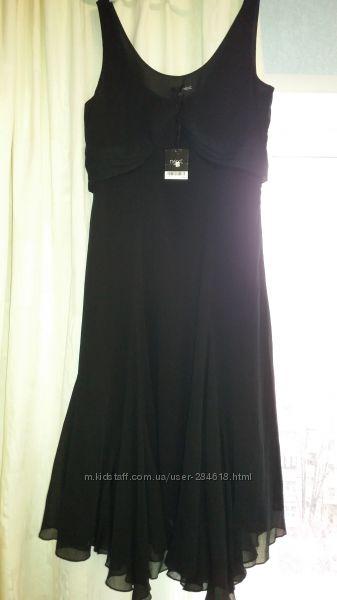 Вечернее новое платье-сарафан Next, Сток.