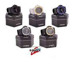 Часы мужские наручные СASIO G-SHOCK в металлической фирменной коробочке