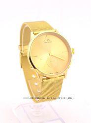 Часы женские наручные-стильная копия Calvin Klein по доступной цене