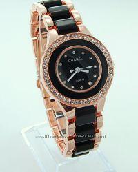 Часы женские наручные-стильная копия CHANEL J 12 Шанель по доступной цене