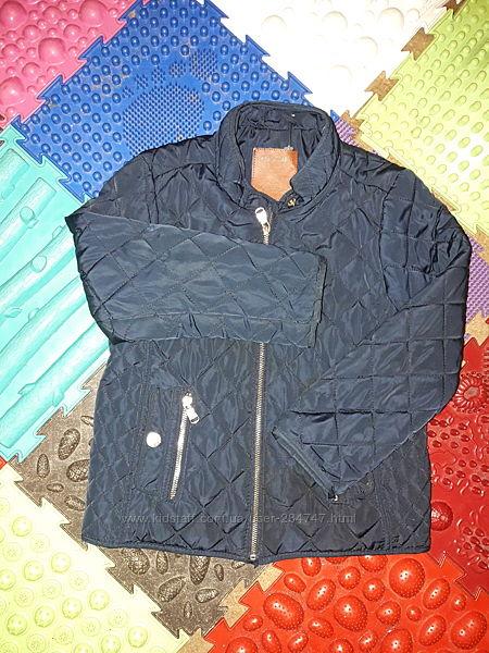 Куртка Zara  стеганная
