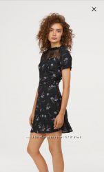 Платье hm pXS