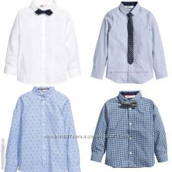 f1d0d88daa3 Рубашки на мальчика бренд H M