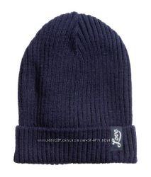 Модные шапки на девочку или девушку от H&M, разм. 134-152 и 158-170