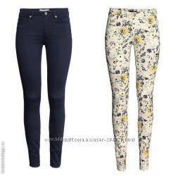 Классные брюки -скини от H&M, разм. 34, 36 и 38