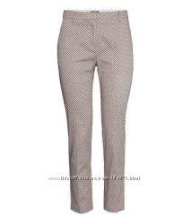 Укороченные брюки-слаксы , разные цвета, модели  34, 36, 38 размер, бренд H