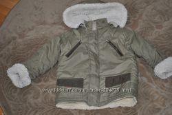 Зимняя куртка на мальчика, размер 104-116