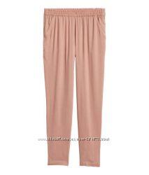 Женские  штаны-джогерсы , бренд  H&M, размер С-М