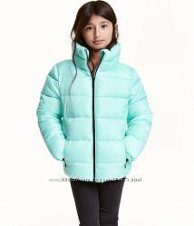 Куртка на девочку-подростка, H&M, размер 140, 158, 164, 170
