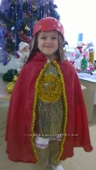 Шикарный  костюм Богатыря - Рыцарь