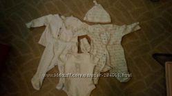 Комплект одежки для новорожденного