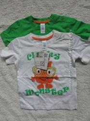 Комплект футболочек С&AГермания 86р