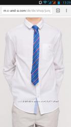 Рубашка с галстуком C&A premium collection