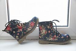 Новые стильные ботинки модняшке.