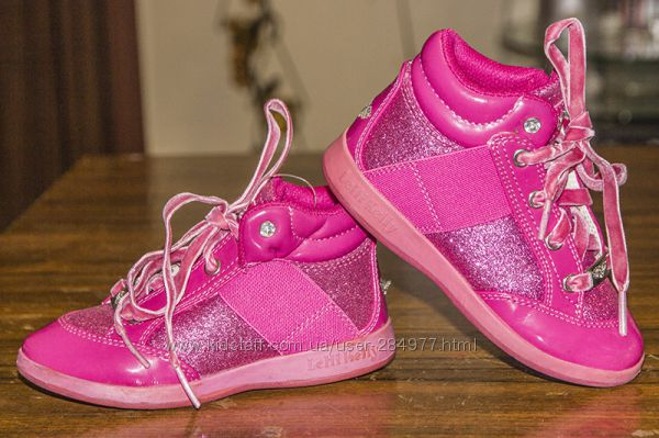 Новые яркие ботиночки Lelly Kelly