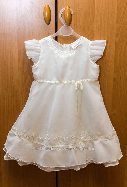 Нежное платьице
