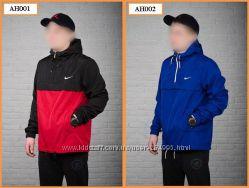 58ac3f4f95da Мужские осенние спортивные куртки, ветровки, анорак. Отличное качество