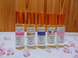 Парфюмерный концентрат, копии ароматов мировых брендов.