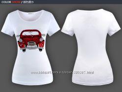 Супер классные модные футболки в наличии