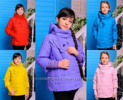 Детские фирменные куртки весна-осень