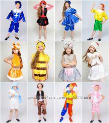 Маскарадные костюмы для детей от 3 до 6 лет