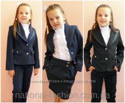 Школьные костюмы для девочек по доступной цене