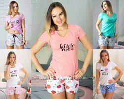Женские пижамы в ассортименте до размера 4XL
