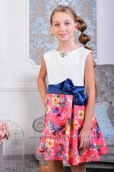 Детские фирменные платья и костюмы. Распродажа остатков