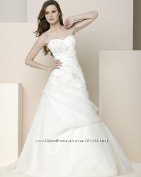 Свадебное платье от Benjamin Robert