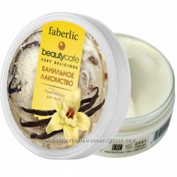Крем-Масло для тела Ванильное лакомство серии Beauty Cafe