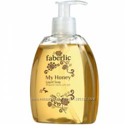Жидкое мыло серии My Honey