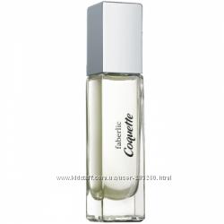 Парфюмерная вода для женщин Coquette, цветочно-зеленый аромат
