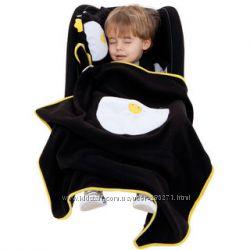 Детские наборы подушка и одеяло Trunki