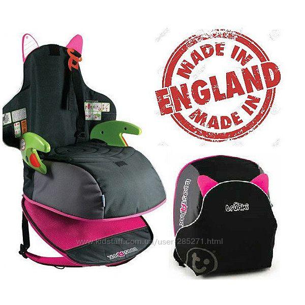 Trunki детский рюкзак-бустер BoostApak