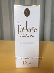 Парфюмированная вода Jadore Labsolu 75ml