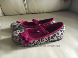 Леопардовые туфельки Childrens Place 18, 5 см
