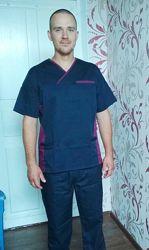 Медицинские костюмы для мужчин
