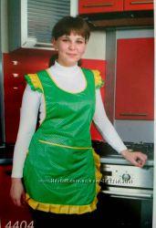 Фартуки, передники, поварские костюмы