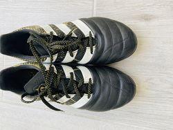 Бутсы футбольные шиповки адидас р39-49