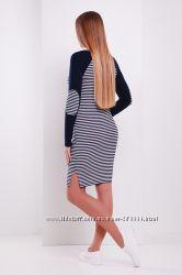 Стильное платье р.  S, M, L